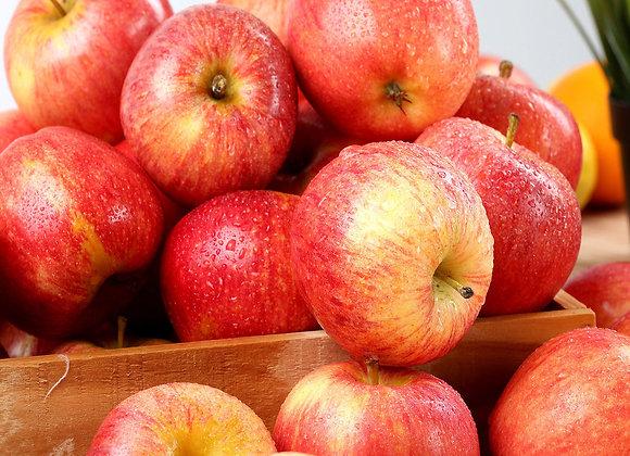 Certified Organic Gala Apples