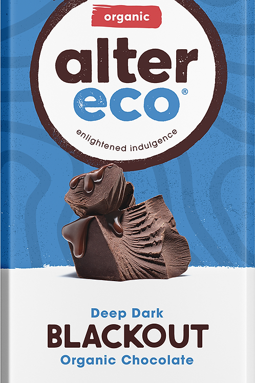 Alter Eco Blackout Organic Chocolate