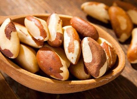 Certified Organic Brazil Nuts RAW