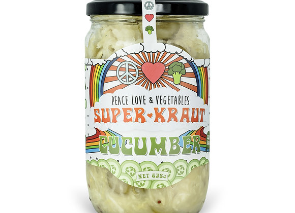 PVL Super-Kraut Cucumber 385g