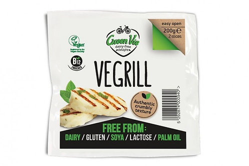 Vegan Vegrill Haloumi Style 200g