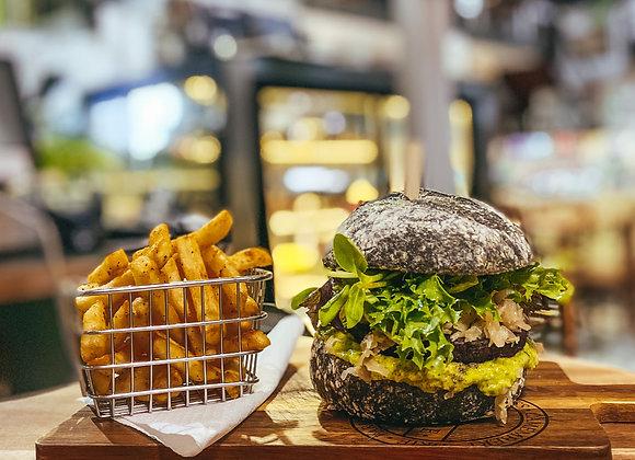 Tempeh Burger (GFO)