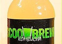 Scoo Brew Kombucha Lemon & Ginger