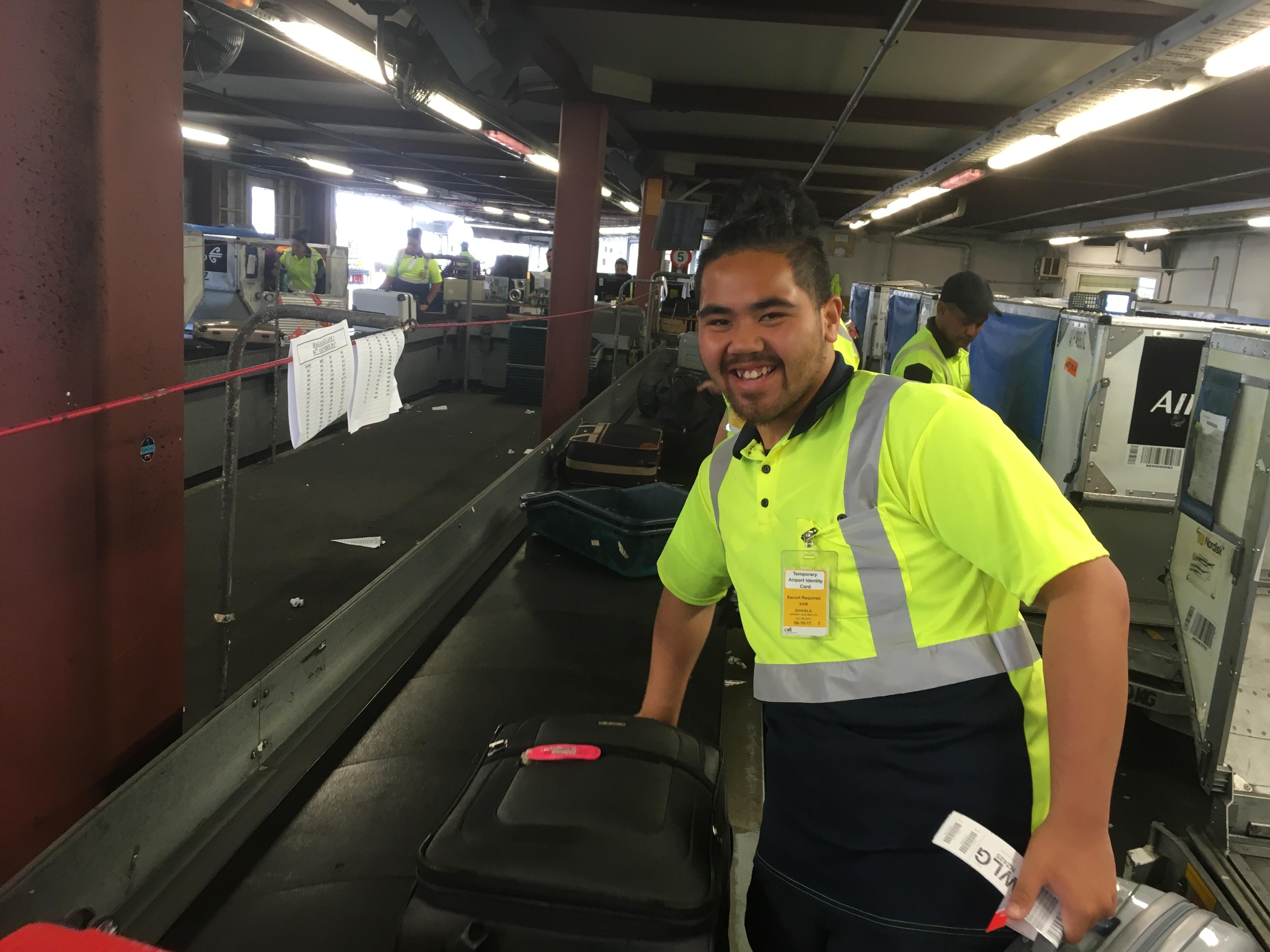 Air NZ Baggage 5