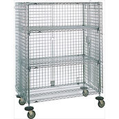 Security Carts | Wholesale Safety Labels