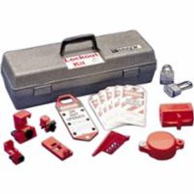Brady Lockout Tool Boxes with Components
