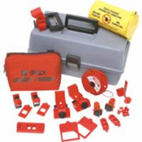 Brady Electrical Lockout Toolbox   Toronto   Ontario   Wholesale Safety Labels