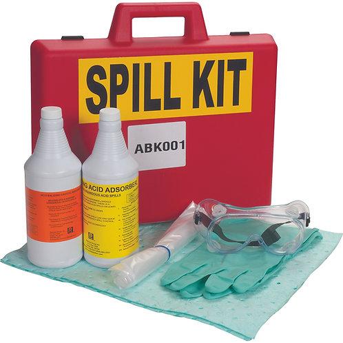 Portable Spill Kits - Lab Acid/Base