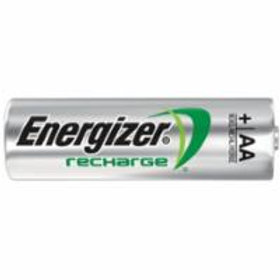 XC017- Energizer Rechargeable Batteries AA  4 Pack