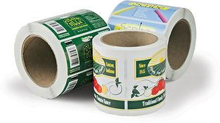 Full Colour Paper Labels  | Wholesale Safety Labels