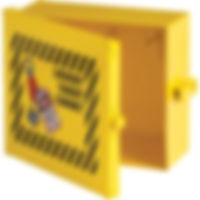 Brady Lockout Box | Wholesale Safety Labels