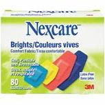 3M NexcareComfort Brights Bandages