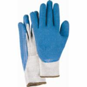 Zenith Safety Natural Rubber Latex Coated Gloves