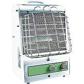 Portable Fan-Forced/ Radiant Utility Heaters