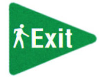 Exit Signs Right