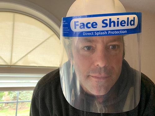 Anti-Fog Face Shields Non Medical