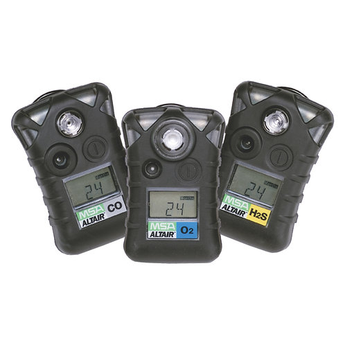 MSA ALTAIR® Maintenance-Free Single-Gas Detectors