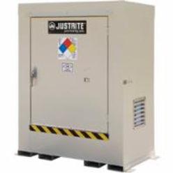 Justrite Hazardous Materials Safety Locker | Wholesale Safety Labels