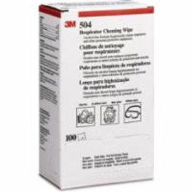 Respirators - 3M Respirator Wipes Mfg. No. 504
