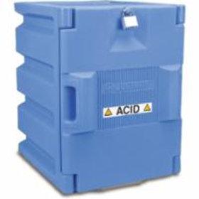 Justrite Polyethylene Acid Cabinets