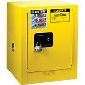 Justrite Countertop Safety Cabinets
