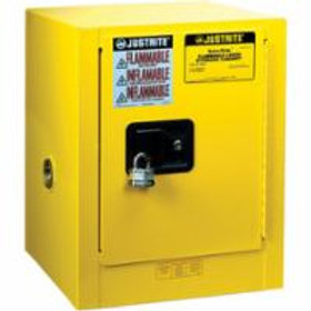 Justrite Countertop & Compac Safety Cabinets