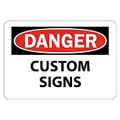 Custom Safety Signs | Wholesale Safety Labels