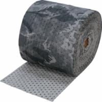 Zenith Camouflage Universal Sorbents - Rolls and Pads | Wholesale Safety Labels