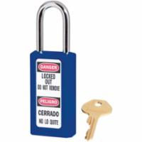 Zenex Thermoplastic Safety Padlocks 411 Series | Wholesale Safety Labels