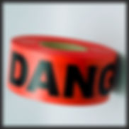 Danger Barricade Tape | Wholesale Safety Labels