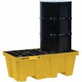 Justrite®EcoPolyBlendSpill Control Pallets