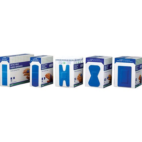 Bandages & Dressings - Metal Detectable 5 Sizes