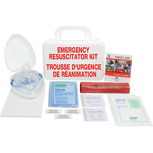 CPR Products - Resuscitator Kit
