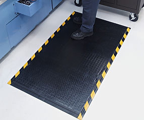 HAPPY FEET Static DissipativeAnti-Fatigue Mats | Wholesale Safety Labels