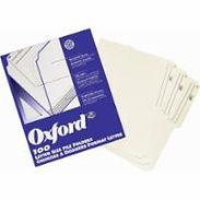 Oxford File Folders