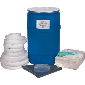Zenith 55-Gallon Spill Kits