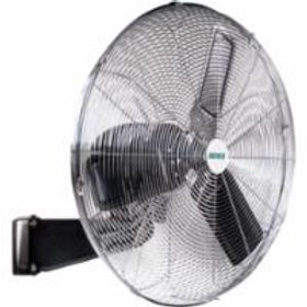 Matrix Industrial-Duty Oscillating Wall Mount Fan