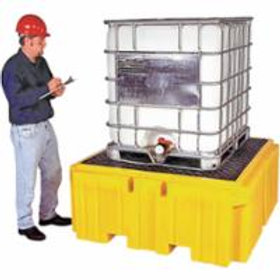 Ultra-IBC Spill Pallet Plus® by UltraTech