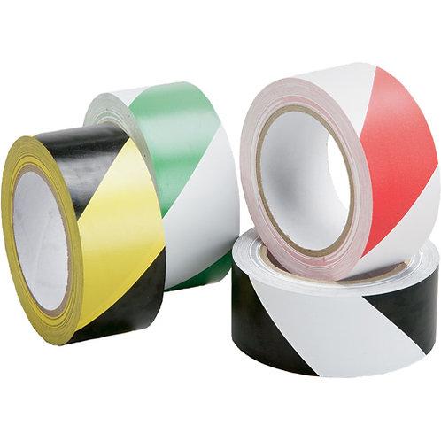Marking Tape - Laminated Hazard Warning  4 Styles