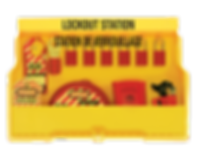 Master Lock Valve Lockout Stations | Wholesale Safety Labels