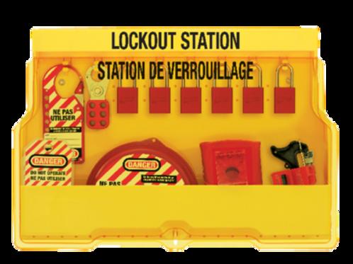 MASTER LOCK - Valve Lockout Stations