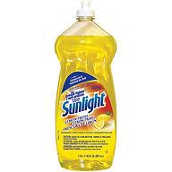 Sunlight® Liquid Dish Soap  | Wholesale Safety Labels
