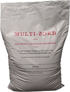 MultiZorb Universal Chemical Spill Absorbent  | Wholesale Safety Labels