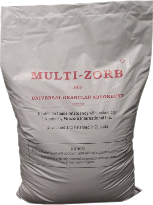 MultiZorb Universal Chemical Spill Absorbent