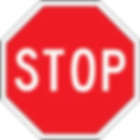 MTO Regulatory Stop Signs   Wholesale Safety Labels