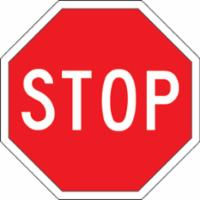 MTO Regulatory Stop Signs | Wholesale Safety Labels