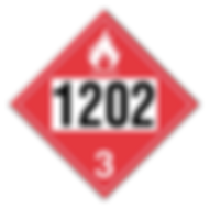 TDG Pre-Numbered Placards | Wholesale Safety Labels
