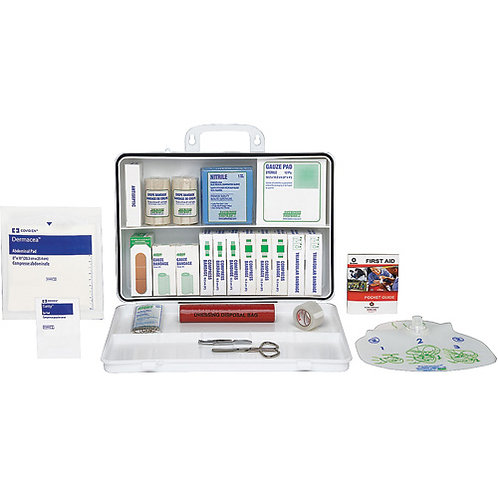 First Aid Kits - BC Regulation 8 Versions