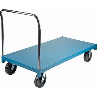 Steel Deck Platform Trucks | Wholesale Safety Labels