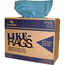 Like-Rags® Heavy DutyWipers by Cascades  | Wholesale Safety Labels